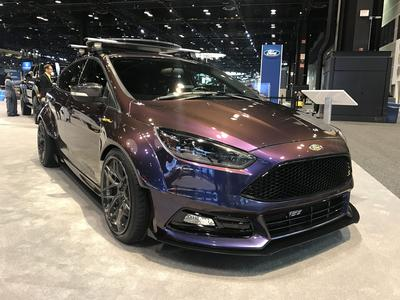 2017 Ford Focus RS BTR Edition