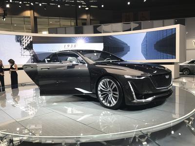 2018 chicago auto show recap aronson. Black Bedroom Furniture Sets. Home Design Ideas