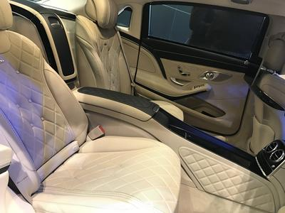 2018 Mercedes-Maybach S650 Interior