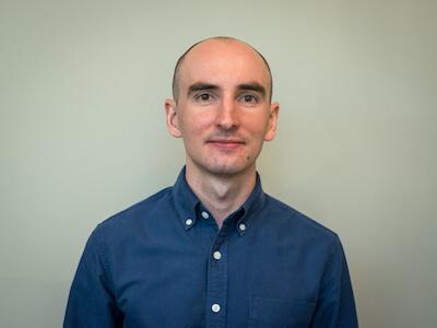 Ivan Shimanchik, February 2018 Employee of the Month