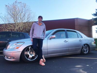 Ross Eugene – Lexus LS430 UL