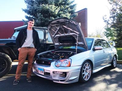 Subaru WRX STI – Jesse Charchut