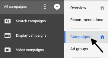 Campaign Tab